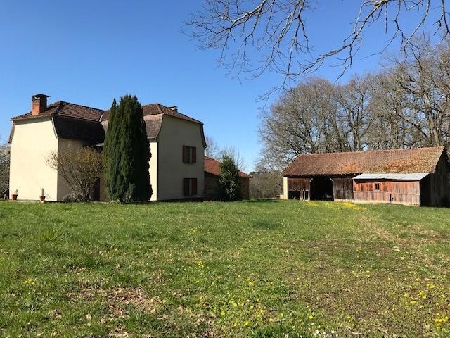 Sale house / villa Doissat 339200€ - Picture 1