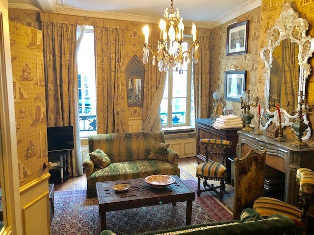 Vente appartement Paris 3ème 630 000€ - Photo 1