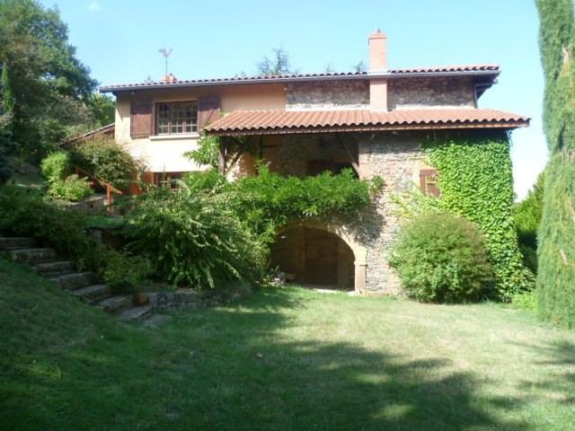Deluxe sale house / villa Bessenay 495000€ - Picture 1