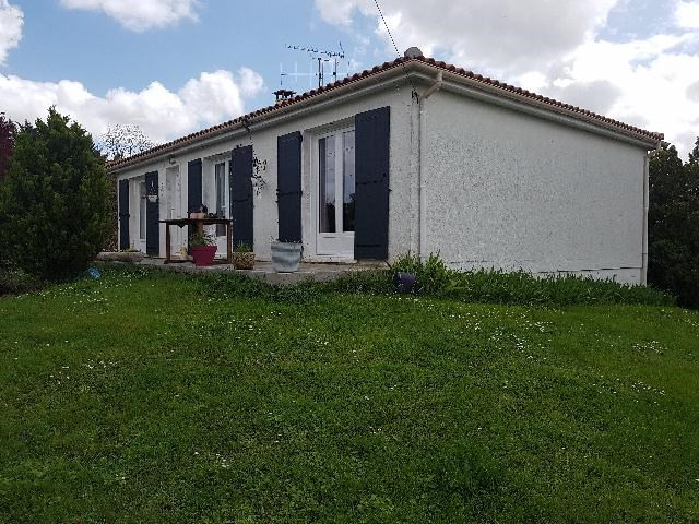 Sale house / villa Aulnay 148 500€ - Picture 1