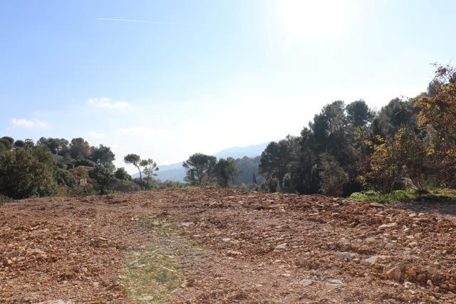Vente terrain Peymeinade 210000€ - Photo 2