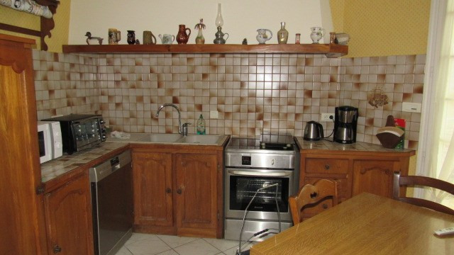 Vente maison / villa Saint-jean-d'angély 185500€ - Photo 6