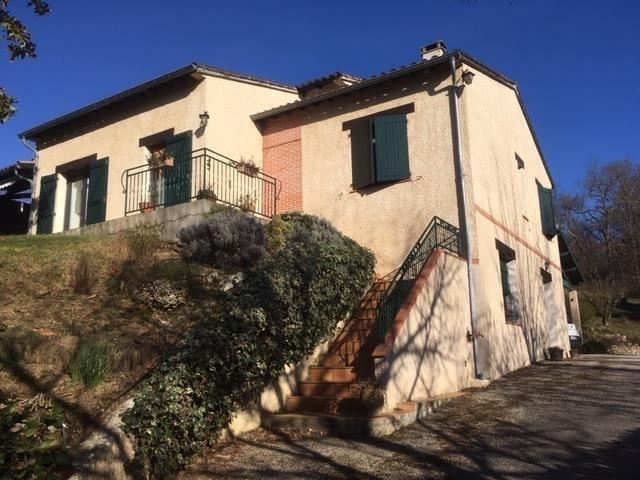 Vente maison / villa Corbarieu 275000€ - Photo 1