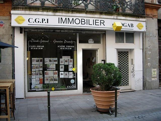 Rental parking spaces Toulouse 76€ CC - Picture 1