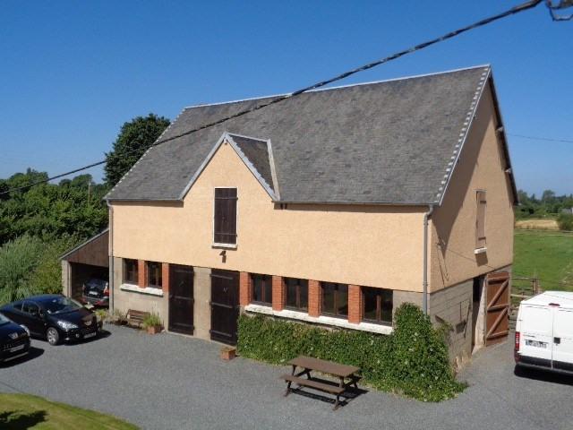 Verkoop  huis St andre de bohon 283500€ - Foto 10