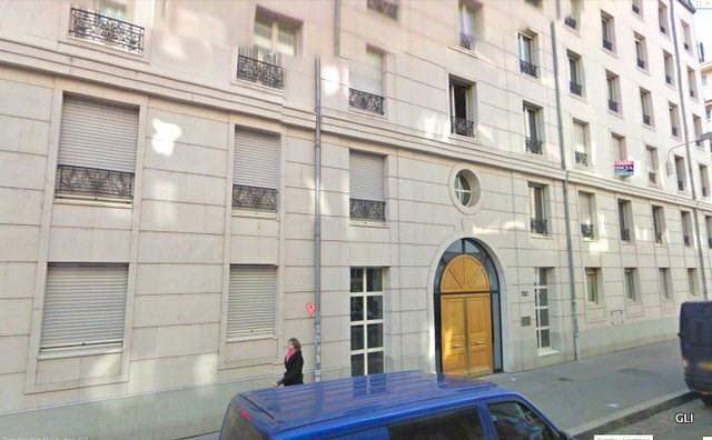 Rental apartment Lyon 6ème 1143€ CC - Picture 1