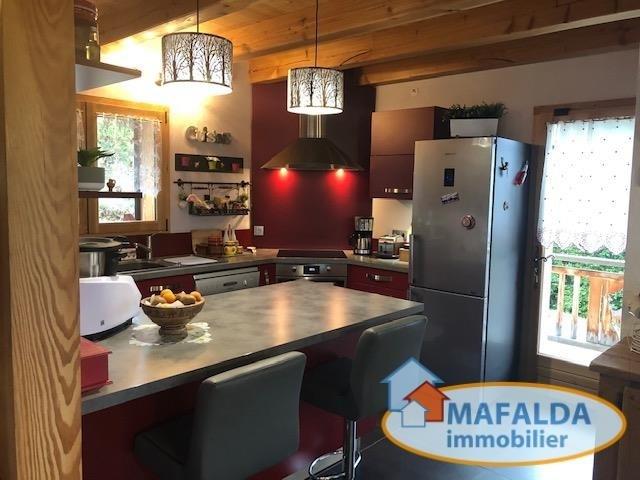 Vente maison / villa Mont saxonnex 510000€ - Photo 4