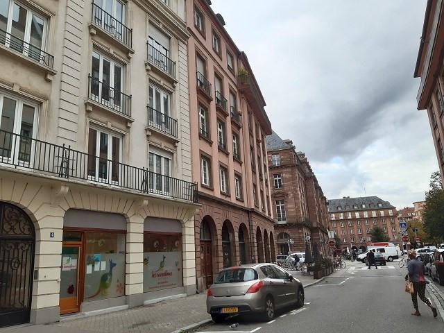 Rental apartment Strasbourg 762€ CC - Picture 2