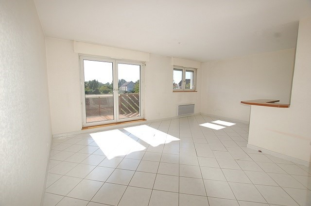 Rental apartment Strasbourg 650€ CC - Picture 1