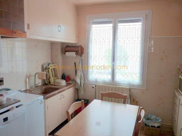 Verkauf auf rentenbasis wohnung Marseille 8ème 52500€ - Fotografie 4