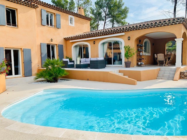 Deluxe sale house / villa Calas 845 000€ - Picture 5