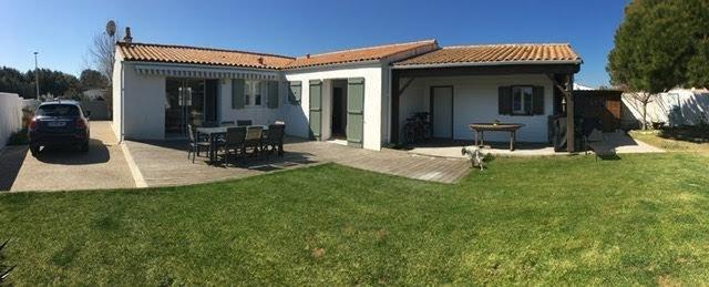 Deluxe sale house / villa La noue ste marie de re 840000€ - Picture 2