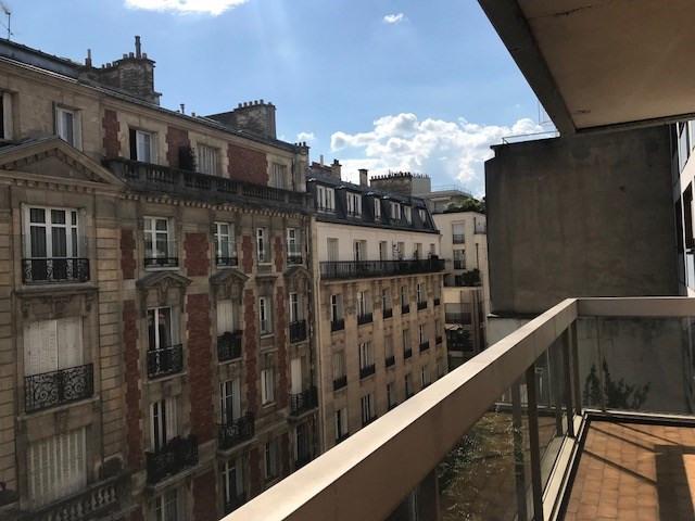 Rental apartment Paris 16ème 1040€ CC - Picture 3