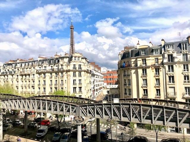 Vente appartement Paris 15ème 593000€ - Photo 1