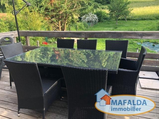 Sale house / villa Mont saxonnex 485000€ - Picture 9