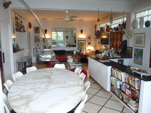 Lijfrente  appartement Saint-tropez 162000€ - Foto 6