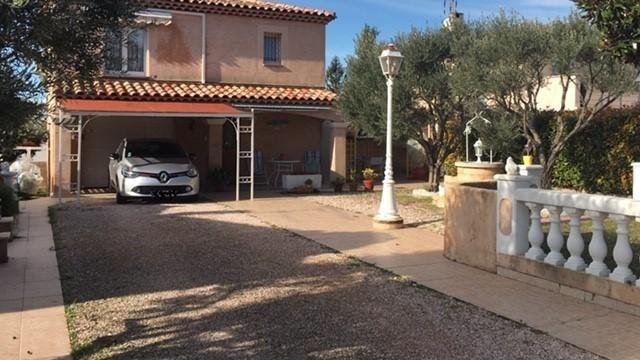 Vente maison / villa Les pennes mirabeau 419000€ - Photo 1
