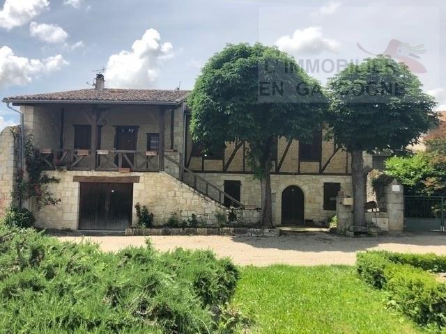 Verkauf haus Beaumont de lomagne 240000€ - Fotografie 1