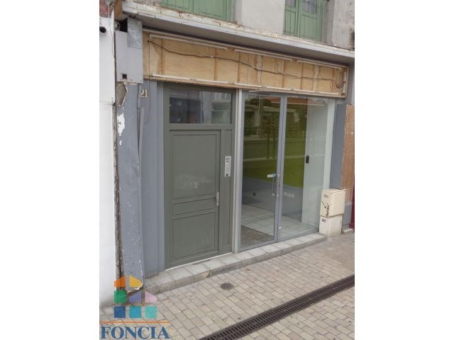 Location local commercial Saint-étienne 805€ CC - Photo 1