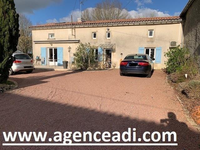 Vente maison / villa Azay le brule 275600€ - Photo 1