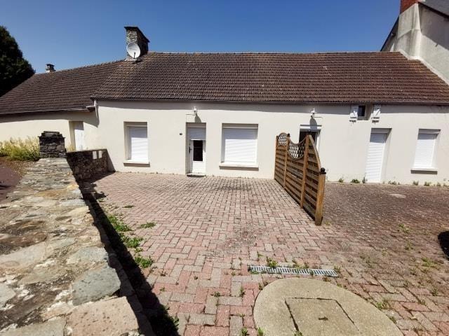 Vente maison / villa St germain sur ay 157750€ - Photo 2
