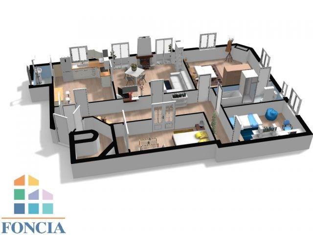 Sale apartment Bourg-en-bresse 129000€ - Picture 4