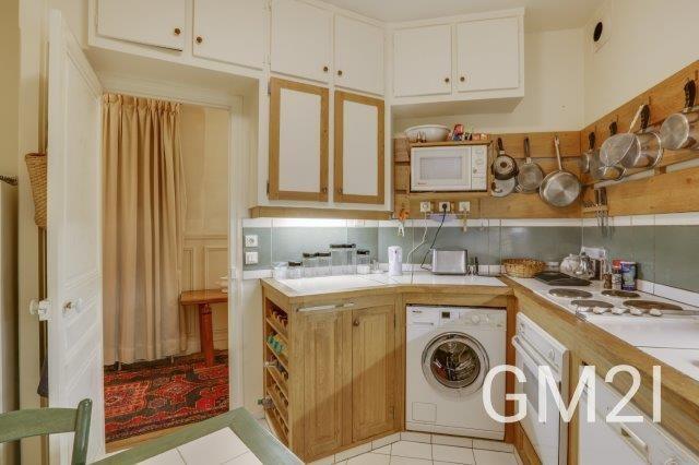 Vente appartement Paris 17ème 850000€ - Photo 2