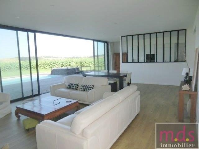 Deluxe sale house / villa Montgiscard secteur 558000€ - Picture 5