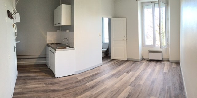 Location appartement Angers 336€ CC - Photo 2