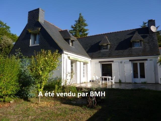 Vente maison / villa Larmor baden 498000€ - Photo 1