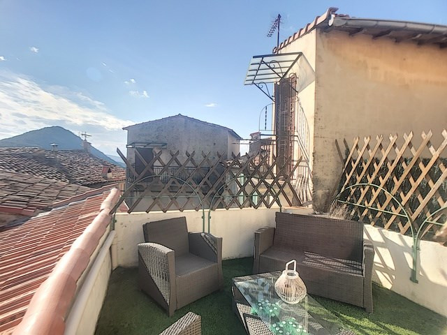 Vente appartement Peille 261 000€ - Photo 2