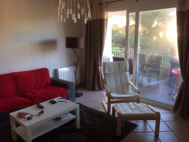 Location vacances appartement Cavalaire 500€ - Photo 4