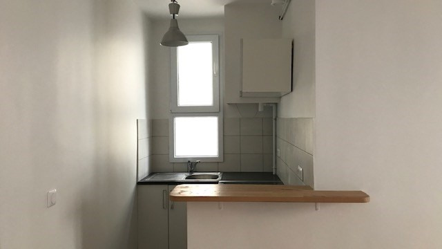 Rental apartment Paris 19ème 1 100€ CC - Picture 6