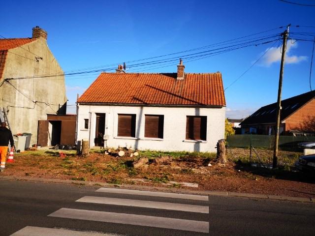 Sale house / villa Flines lez raches 115000€ - Picture 1
