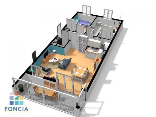 Sale apartment Bourg-en-bresse 145000€ - Picture 1