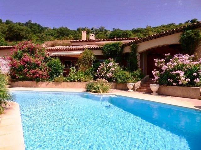 Immobile residenziali di prestigio casa La londe les maures 1790000€ - Fotografia 2