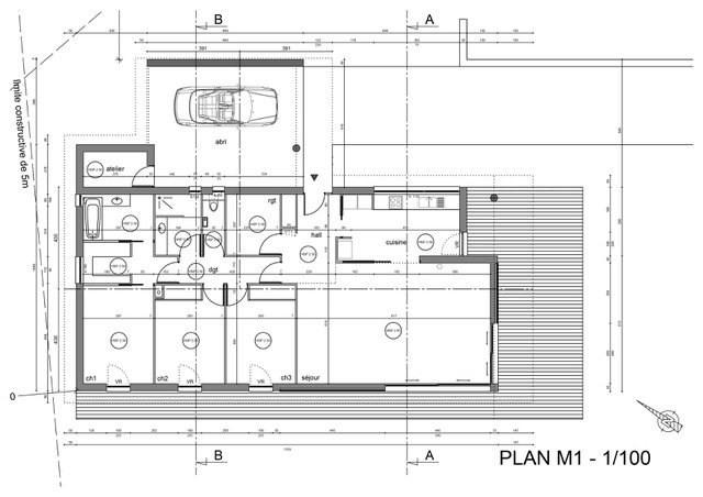 Vente maison / villa Belmont de la loire 240000€ - Photo 12