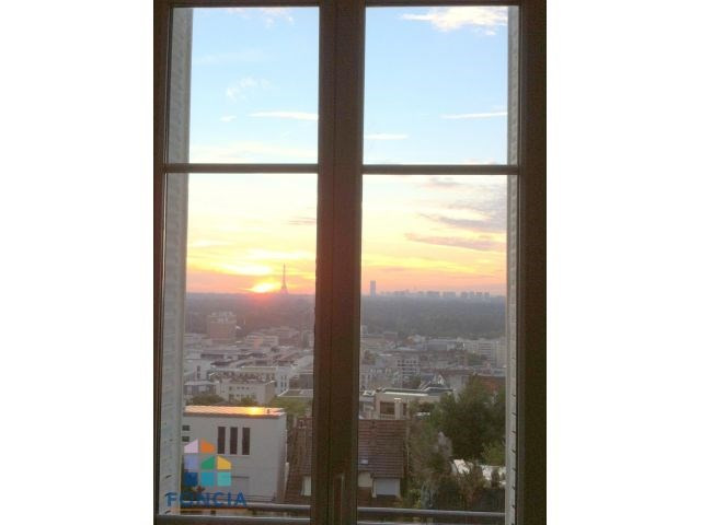 Location appartement Suresnes 990€ CC - Photo 1