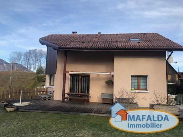 Vente maison / villa Mont saxonnex 399000€ - Photo 1