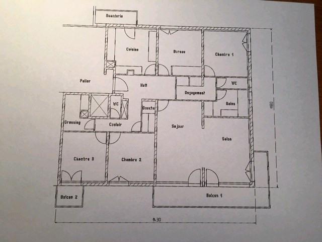 Alquiler  apartamento Annecy 1990€ CC - Fotografía 9