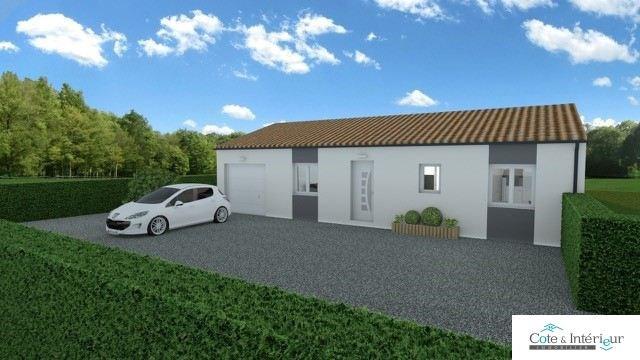 Sale house / villa St mathurin 171990€ - Picture 2