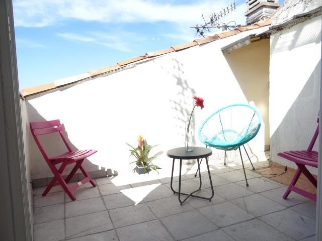 Sale apartment Trets 94 900€ - Picture 1