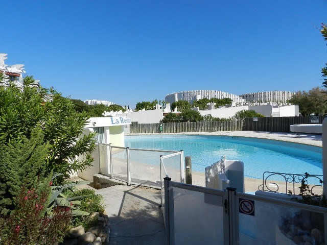 Vacation rental apartment La grande motte 780€ - Picture 8