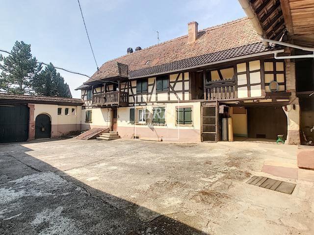 Vente maison / villa Truchtersheim 320000€ - Photo 1