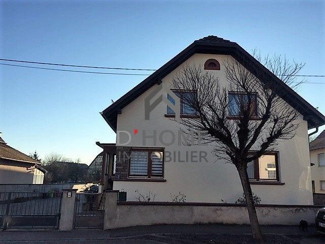 Vente maison / villa Gambsheim 380000€ - Photo 2