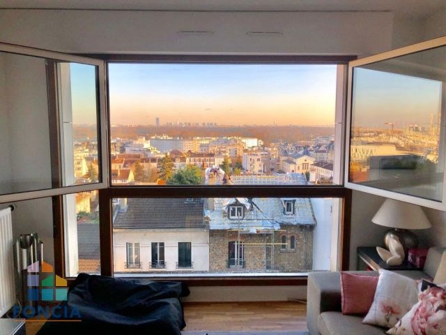 Sale apartment Suresnes 478 000€ - Picture 2