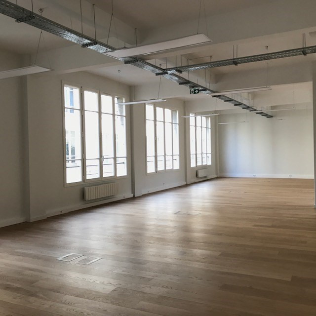 Rental office Paris 10ème 6 420€ HT/HC - Picture 1