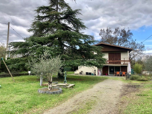 Sale house / villa Lasserre 278000€ - Picture 5