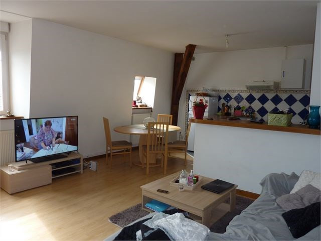 Rental apartment Toul 600€ CC - Picture 1