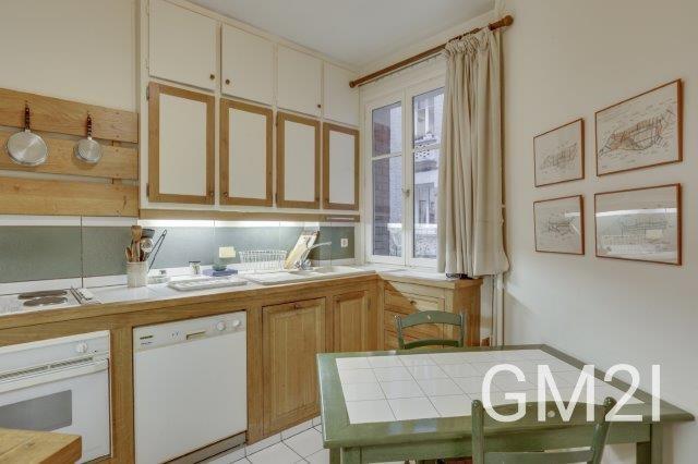 Vente appartement Paris 17ème 850000€ - Photo 5